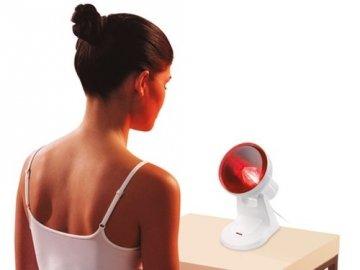 Philips HP3616/01 InfraPhil Infrarot-Lampe Anwendungsbeispiel 2