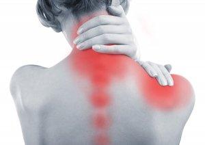 Rotlichtlampe bei Rückenschmerzen